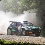 AUTO - ERC LETTONIE RALLY -  2019